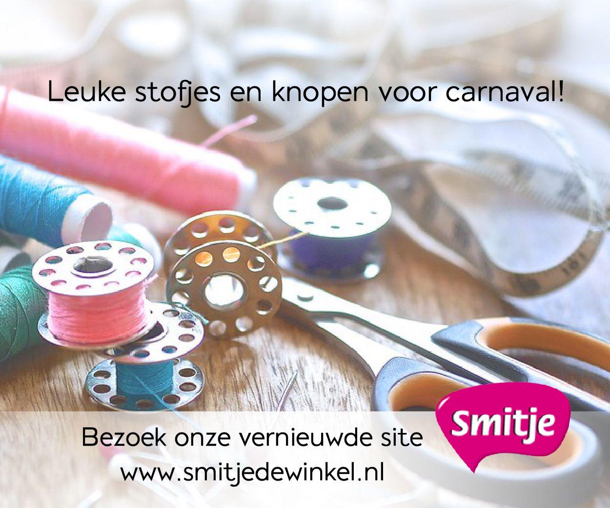 Banner Smitje Carnaval