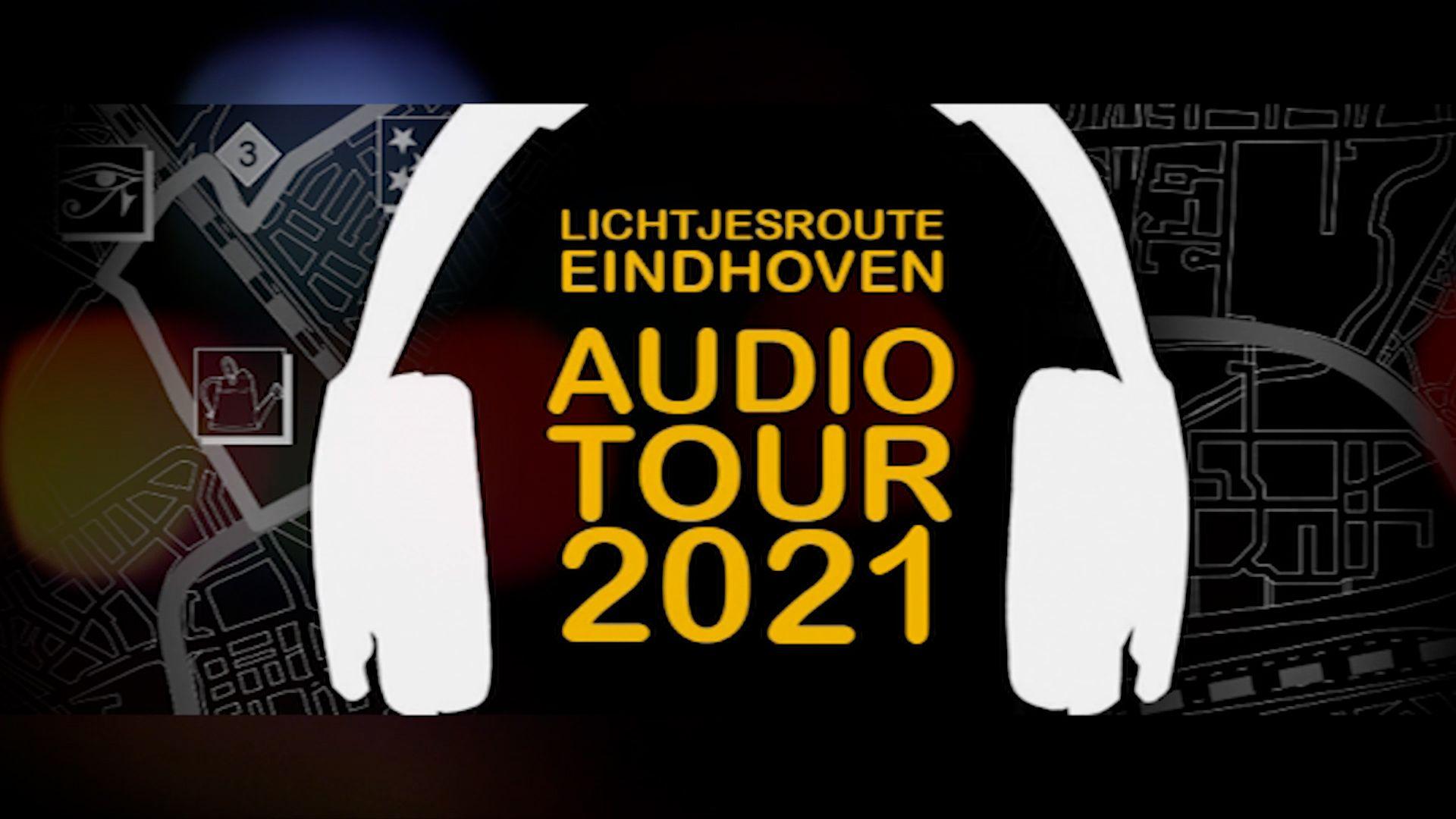 Banner Lichtjesroute audiotour