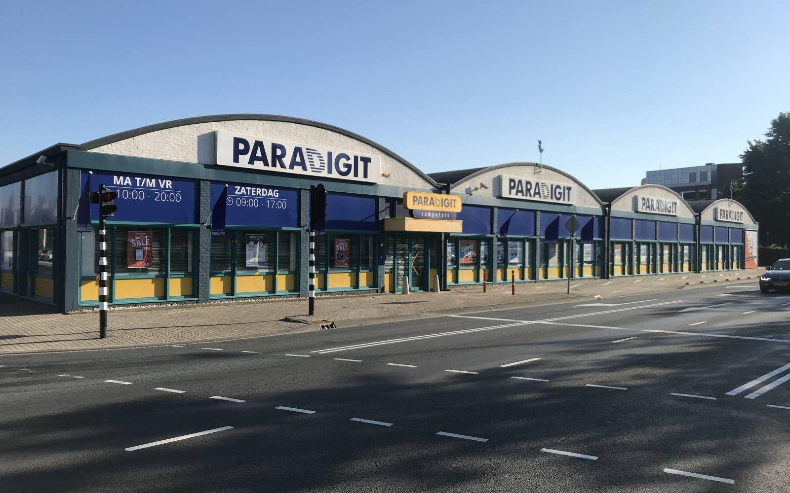 Banner Paradigit