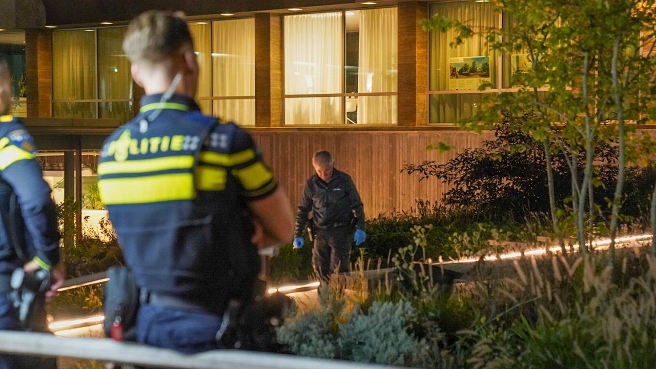 Politie lost schoten bij aanhouding in binnenstad Eindhoven