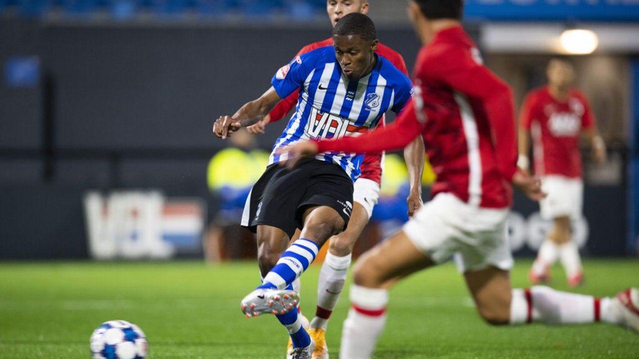 Ruime overwinning voor FC Eindhoven op Jong AZ