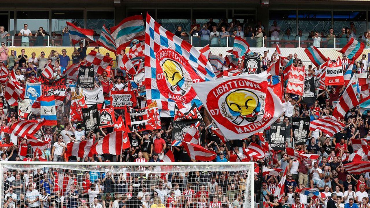 Geen publiek bij PSV, wel bij FC Eindhoven