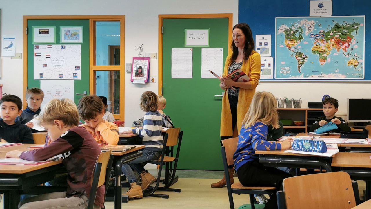 Zeven talen in één klas op basisschool Floralaan