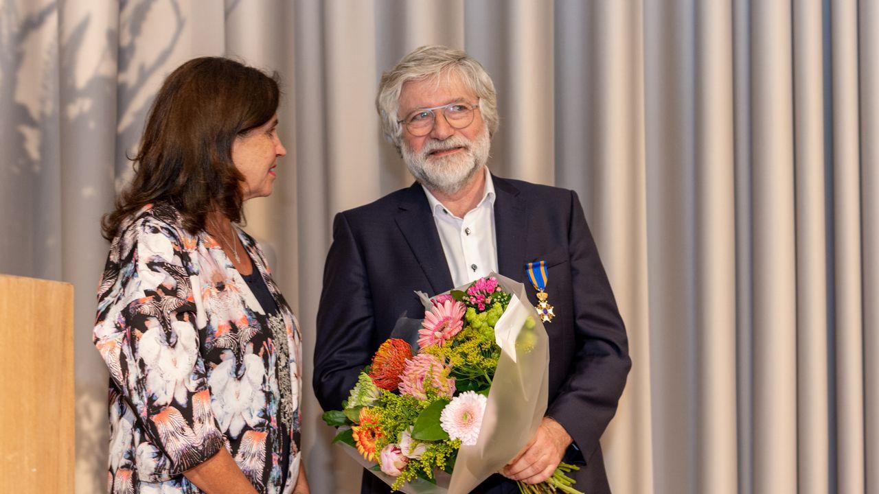 Chirurg Catharina Ziekenhuis krijgt koninklijke onderscheiding