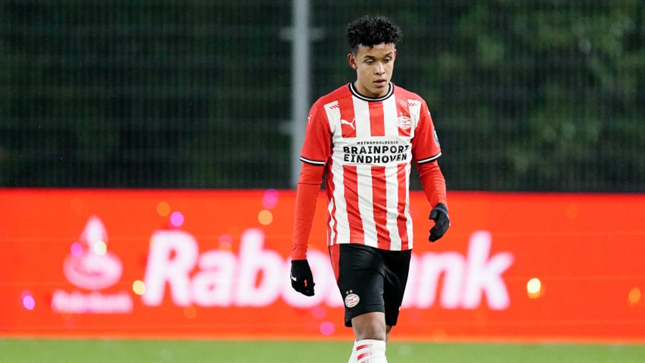 Jong PSV thuis onderuit tegen Go Ahead