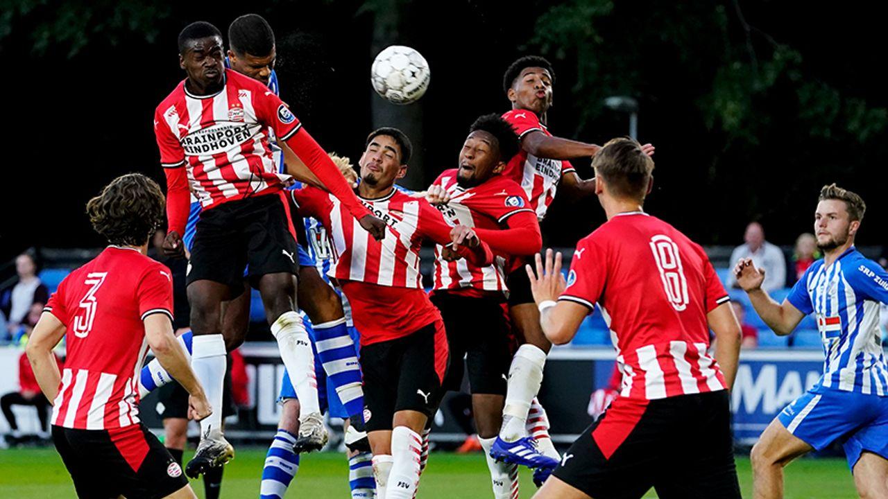 FC Eindhoven wint Lichtstadderby tegen Jong PSV