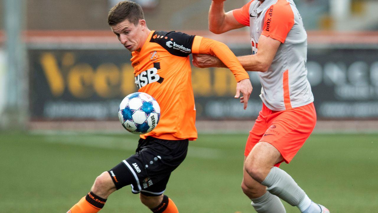 FC Eindhoven verliest in Volendam