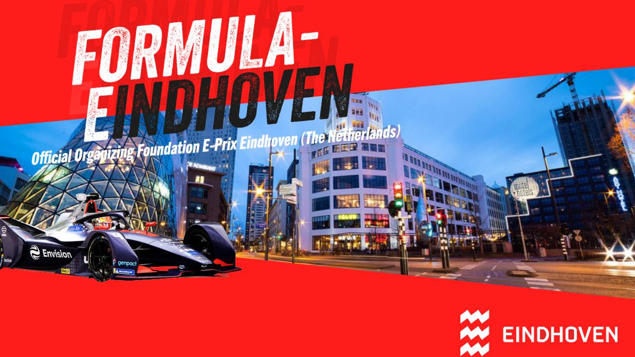 '95% kans op Formule E-race in Eindhoven'