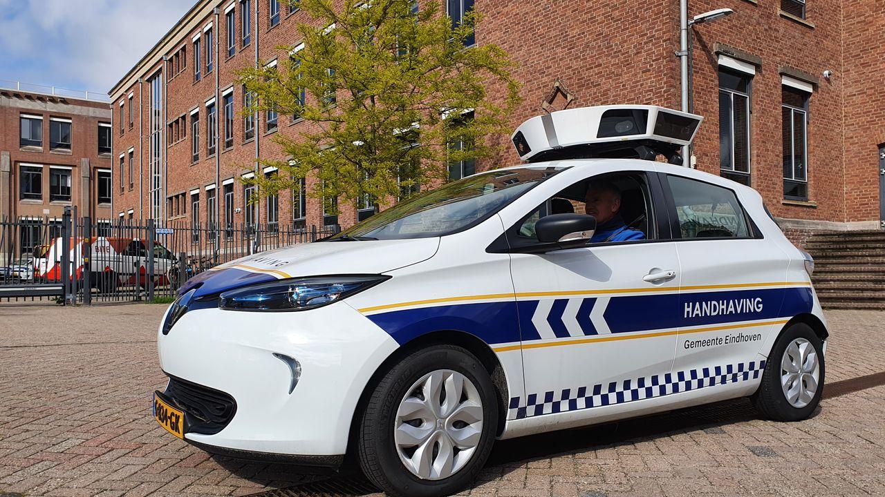 Scanauto: nieuw wapen tegen foutparkeerders