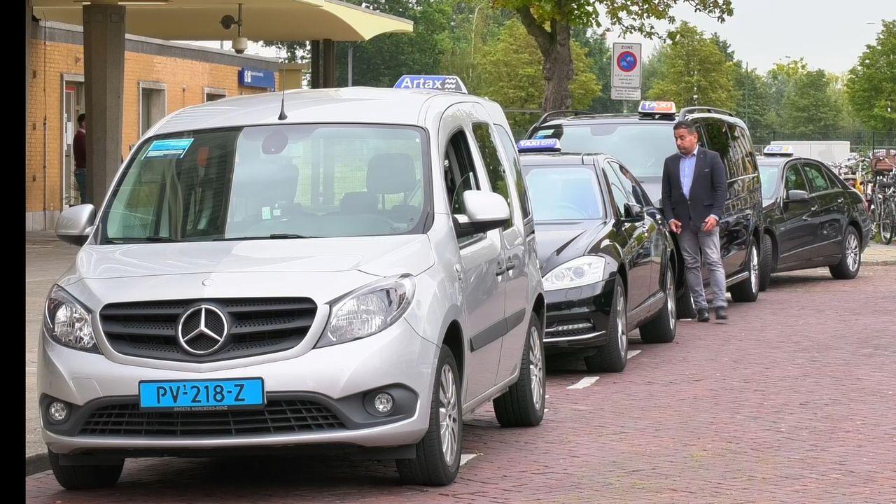 Noodlijdende taxibranche ziet nu niets in e-switch