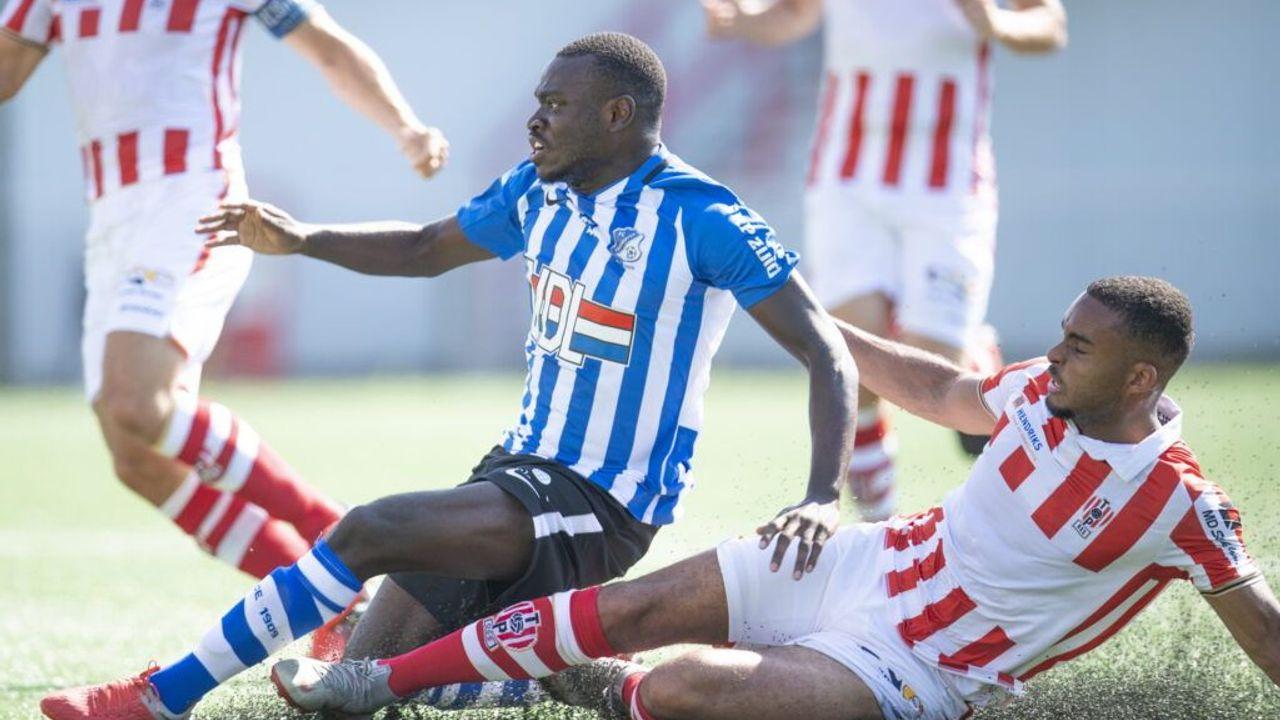 FC Eindhoven tankt vertrouwen tegen TOP Oss