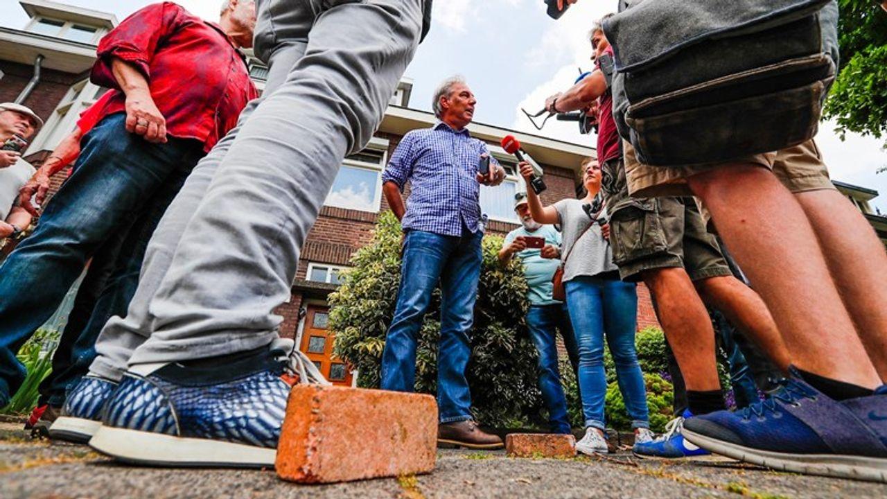 Pegida wil 'fascistische' koran vernietigen tijdens demonstratie in Eindhoven