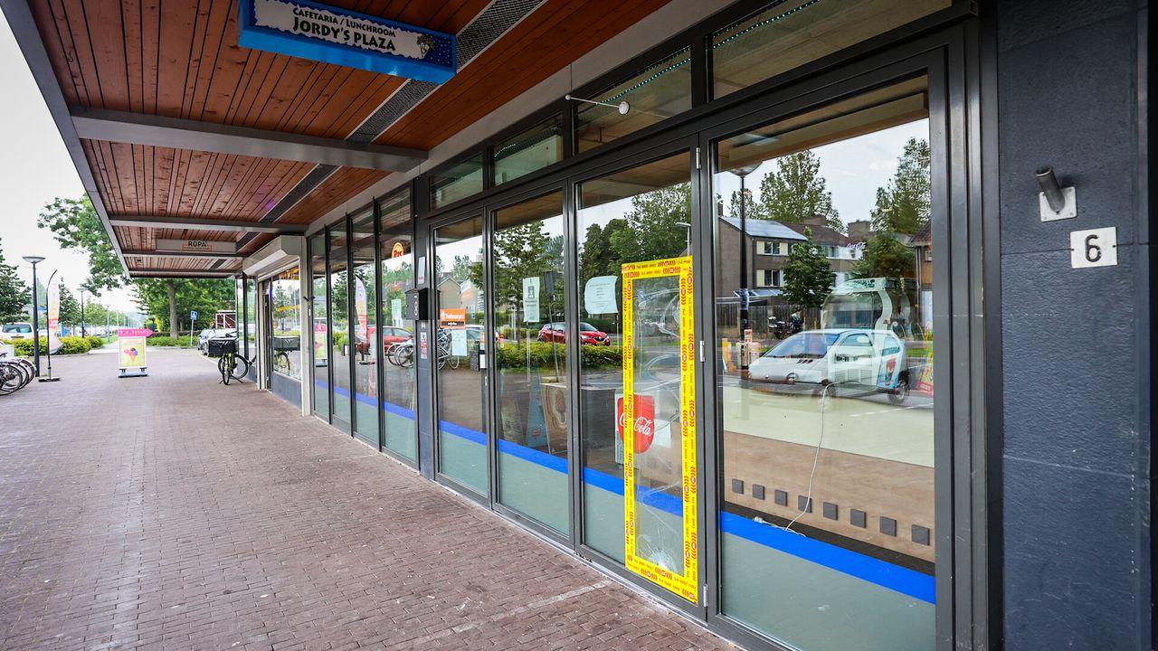 Cafetaria in Vaartbroek beschoten
