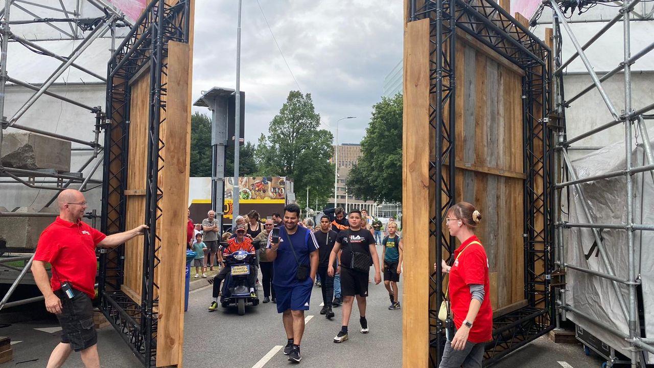 Deuren Park Hilaria open: 'meteen gezellig druk'