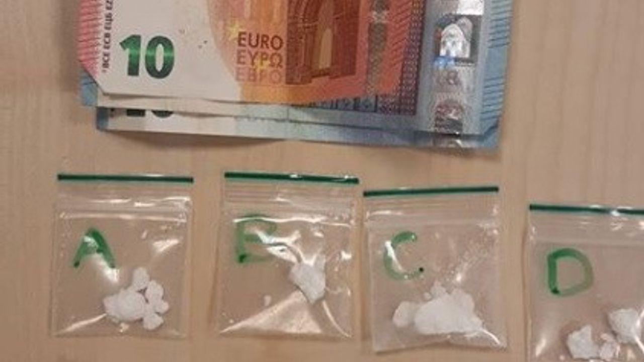Twee drugdealers op heterdaad betrapt in Geldrop