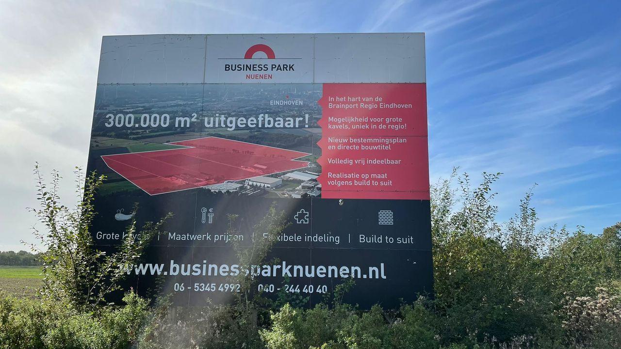 Politiek Geldrop-Mierlo: Alle druk op Nuenen om distributiecentra tegen te houden