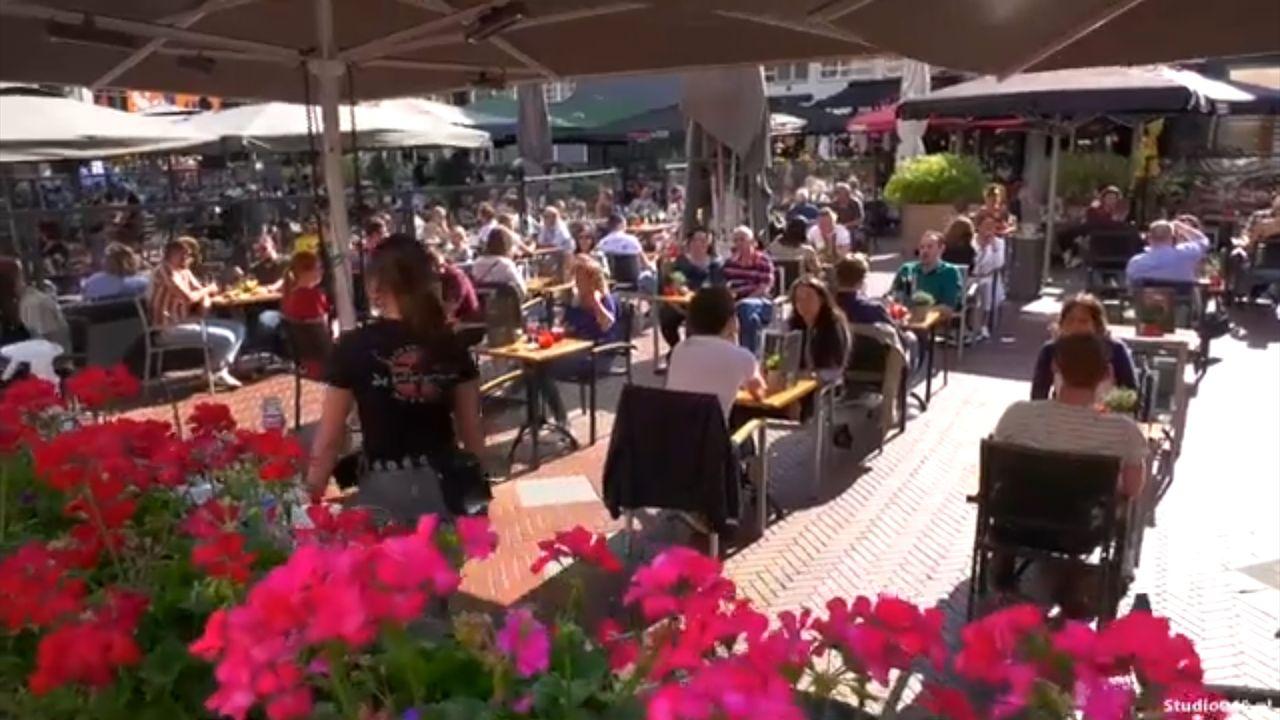 Horeca blijft vol zorgen, ondanks volle terrassen