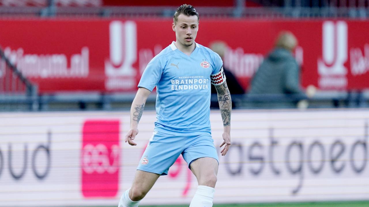Jong PSV sluit seizoen af met gelijkspel tegen Almere City