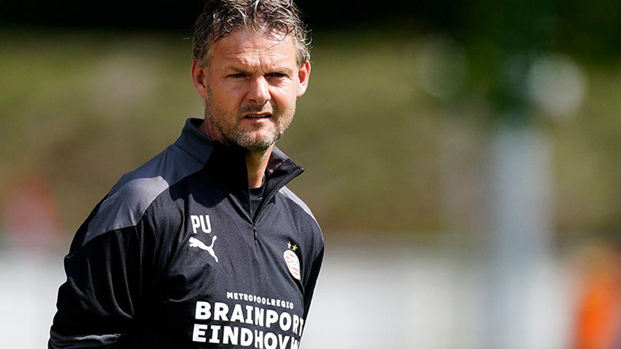 Trainer Peter Uneken vertrekt bij PSV