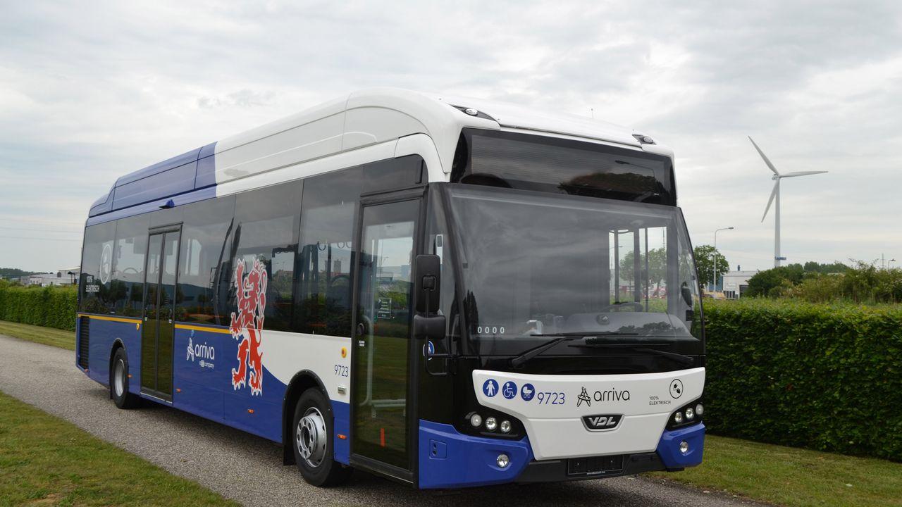 VDL levert 55 elektrische bussen voor Limburgs openbaar vervoer