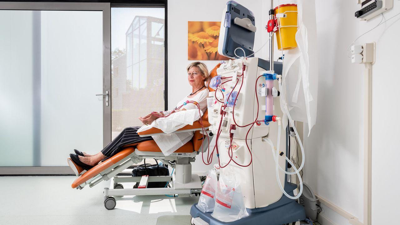 Dialysepatiënten hoeven niet meer naar het MMC voor behandeling