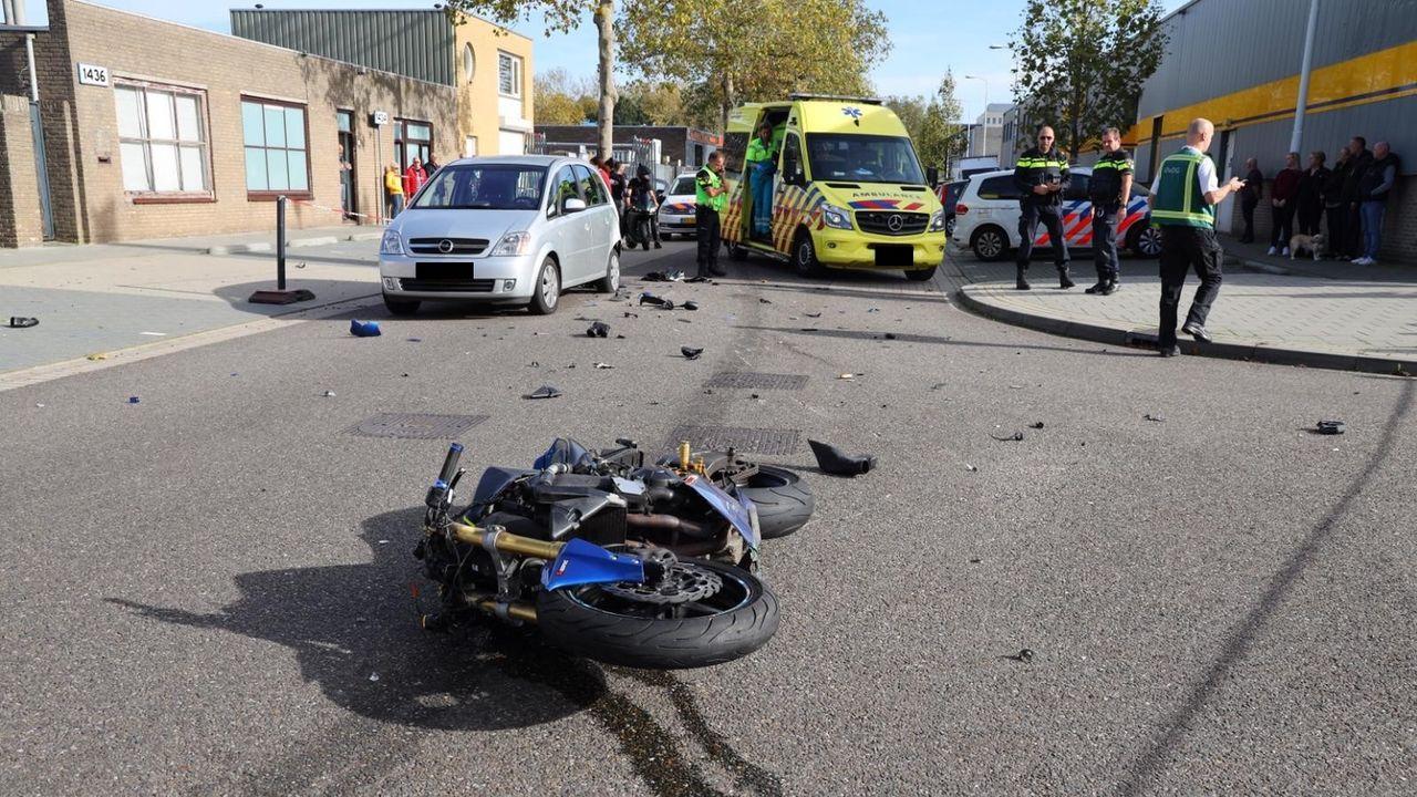 LPF wil einde aan gevaarlijke verkeerssituatie op kruispunt in Woensel-Noord