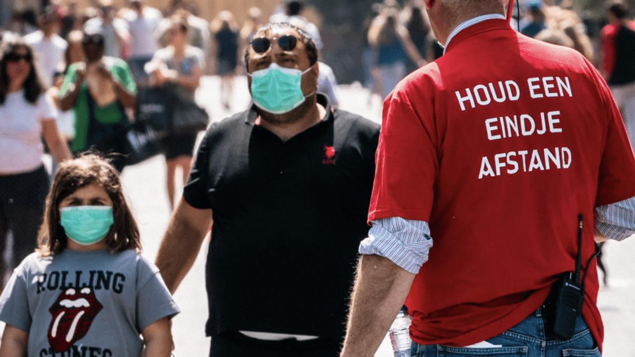 Dringend advies voor mondkapjes in publieke ruimtes in regio Eindhoven