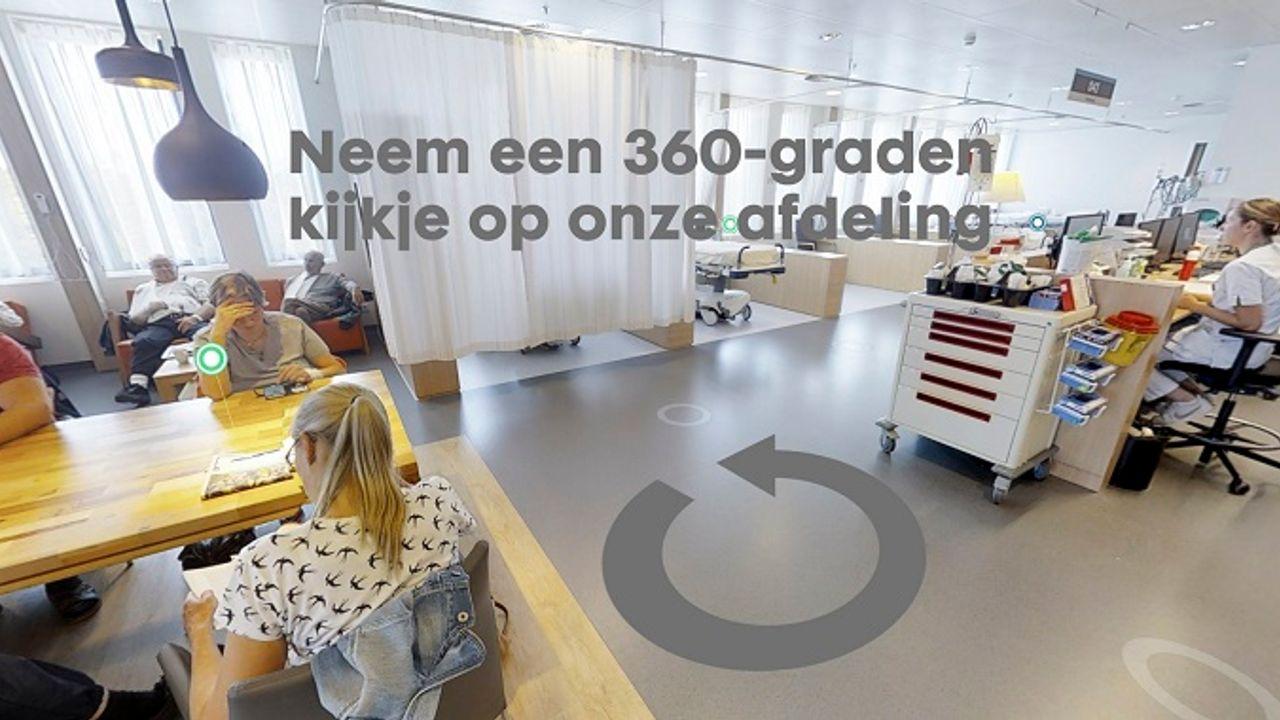Catharina Ziekenhuis 'neemt onzekerheid weg' met virtuele hartafdeling