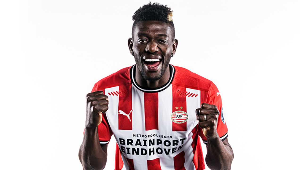 PSV maakt komst middenvelder Sangaré officieel