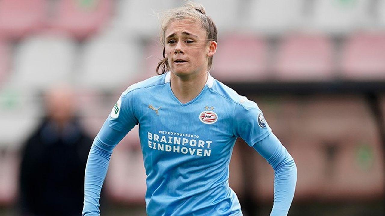 PSV Vrouwen verslaat hekkensluiter VV Alkmaar