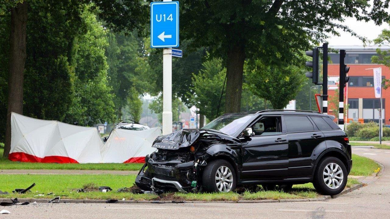 Geldroppenaar veroorzaakt dodelijk ongeluk met gestolen auto in Den Bosch
