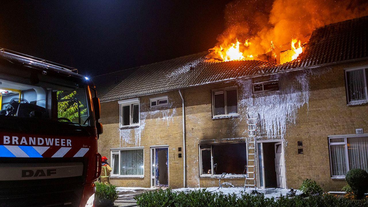 Bestenaar verdacht van betrokkenheid bij brand eigen huis, aangehouden in Tilburg
