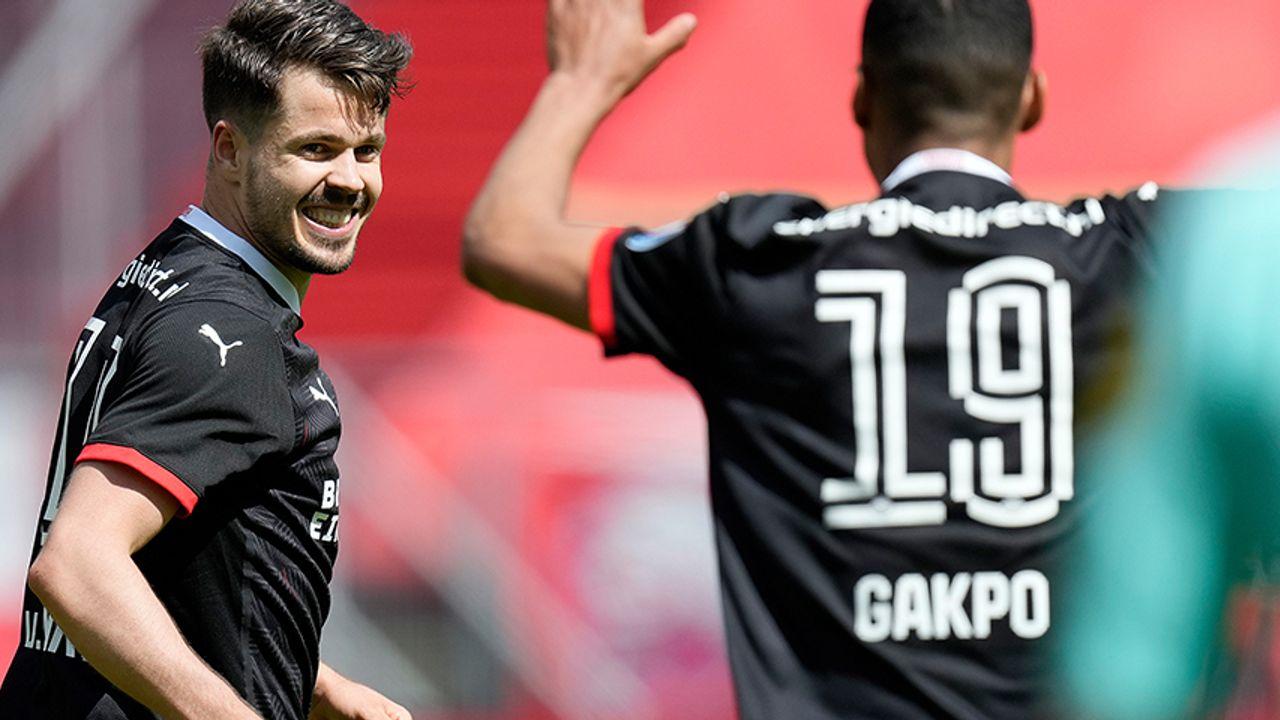 PSV wil snel rondkomen met Van Ginkel