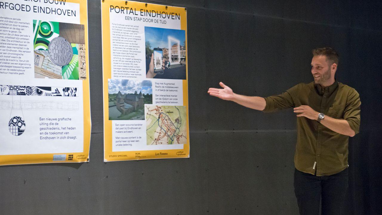 Vier projecten voor Eindhovens Erfgoed van start