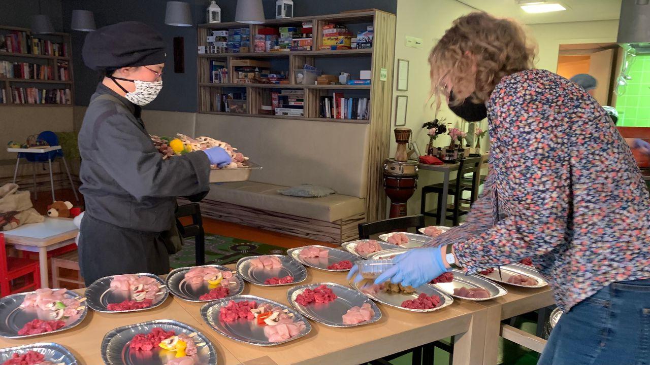 Honderd huizen in Stratum gourmetten dit Sinterklaasweekend