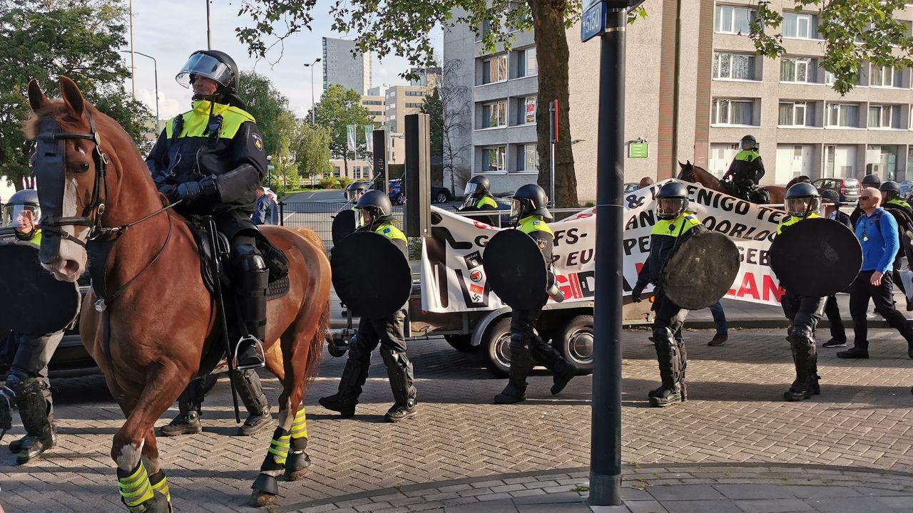 Pegida mag maandag demonstreren op Stadhuisplein
