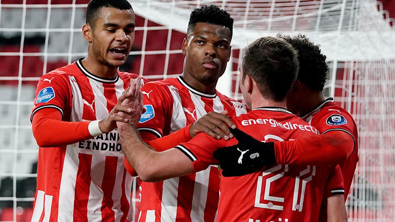 'Overleg bij PSV over Dumfries'