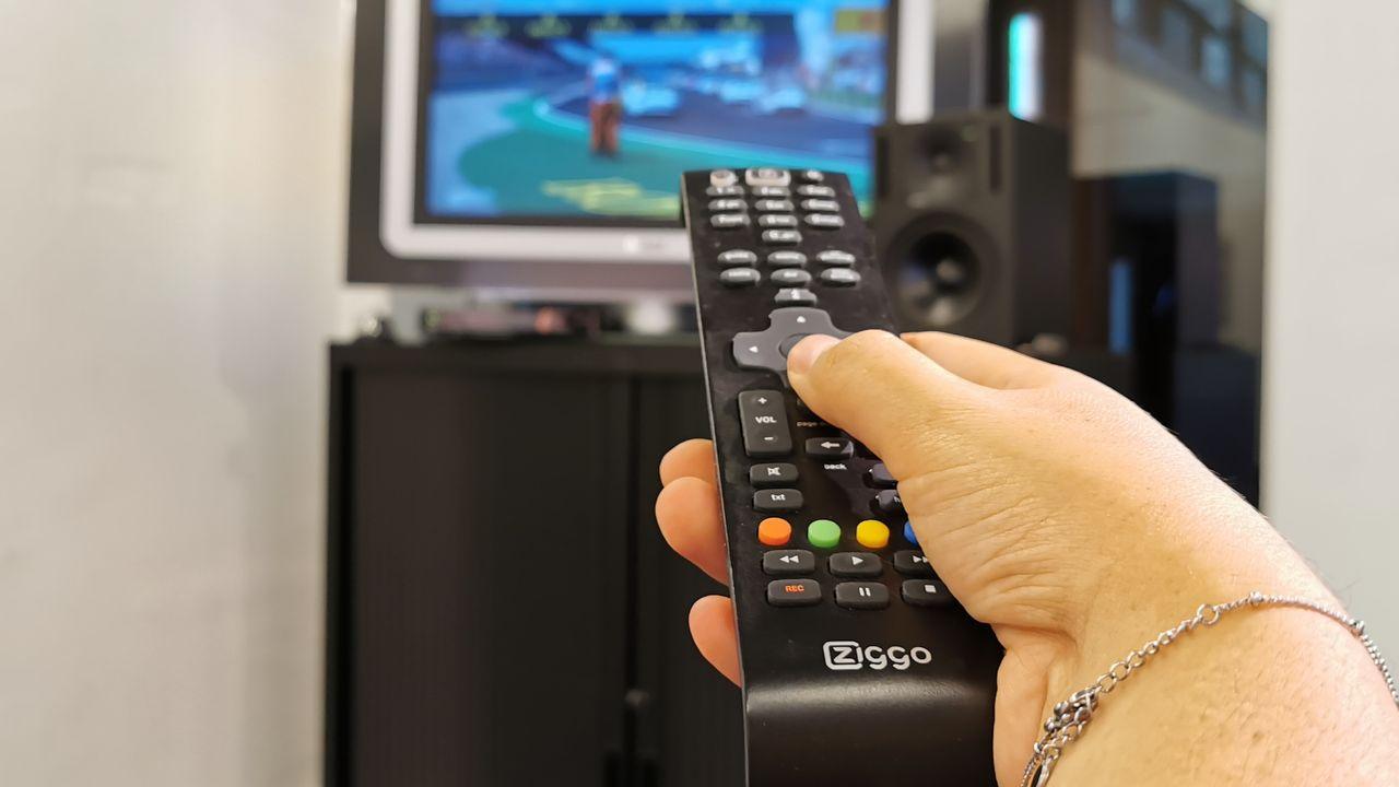 Storing treft televisie-uitzendingen Studio040