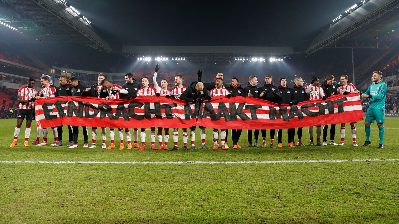 PSV speelt eind september weer Europees