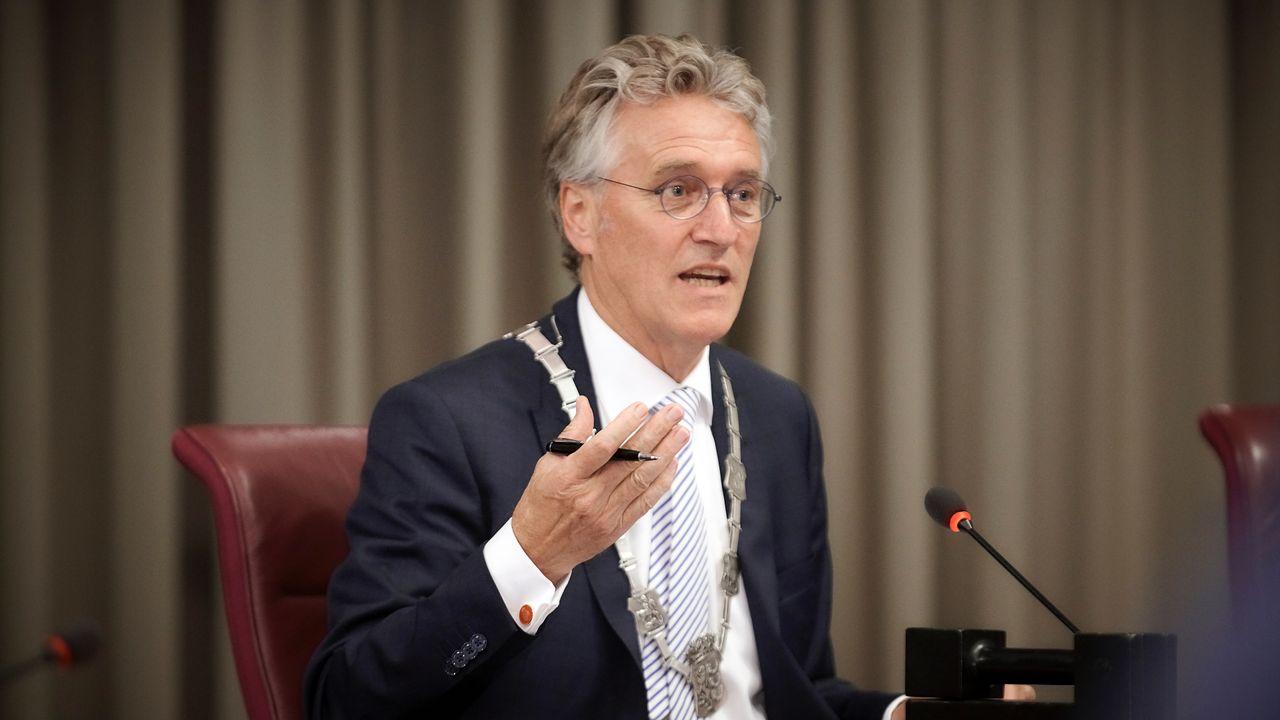 Burgemeester Jorritsma: 'Had liever minstens een week gewacht met versoepelingen'