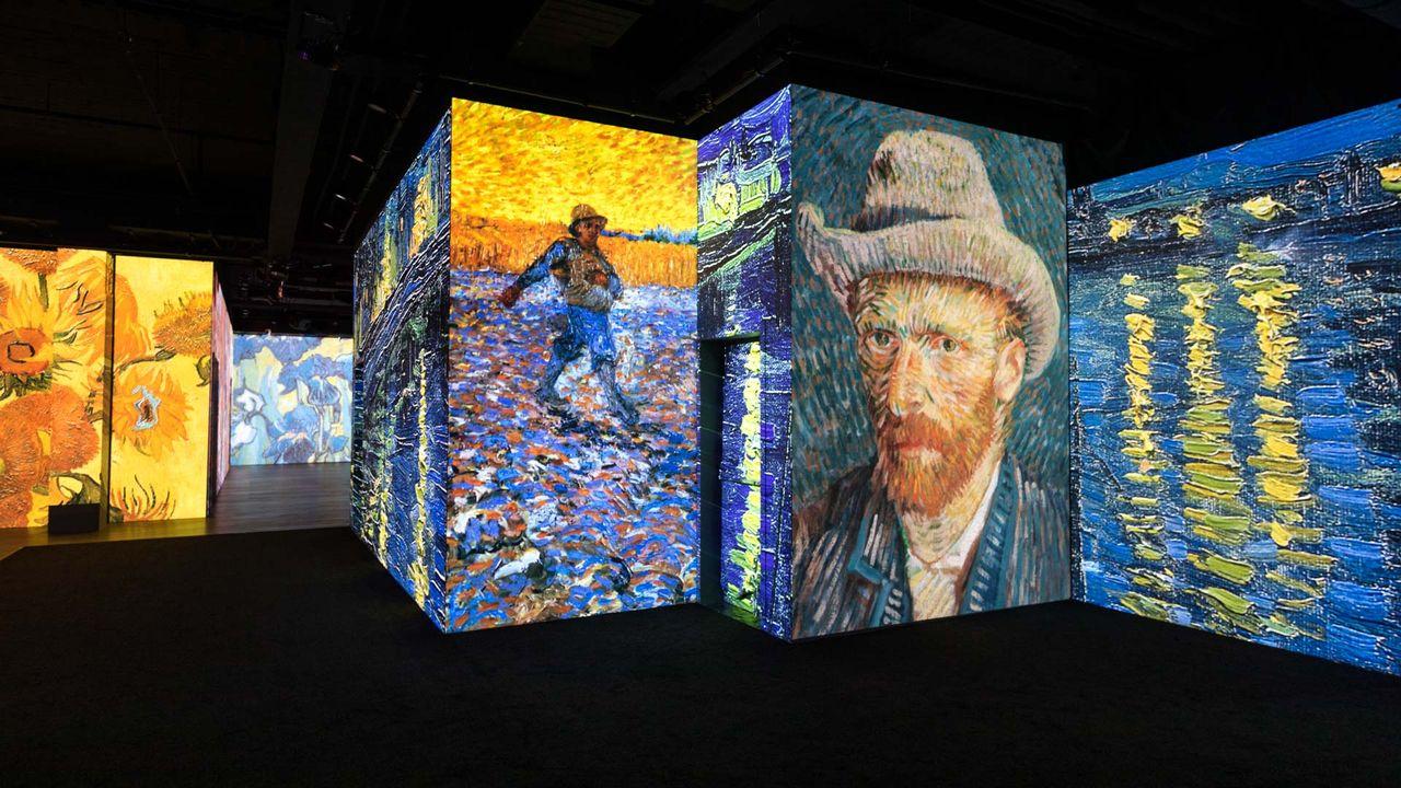 Lego brengt Van Gogh met Sterrennacht tot leven