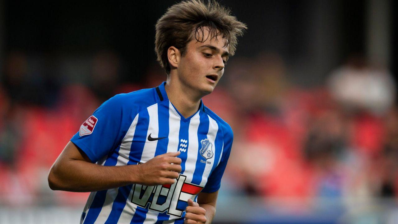 Kaj de Rooij verlaat FC Eindhoven