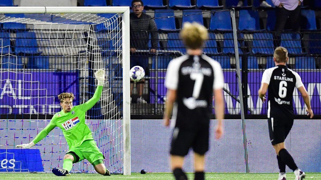 FC Eindhoven boekt nipte zege op FC Den Bosch