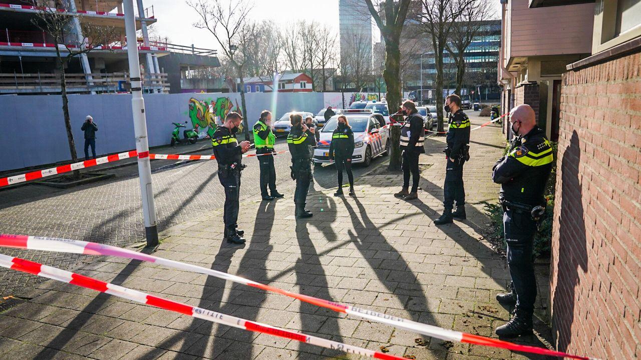 Politie lost schot bij Bisschopsmolen