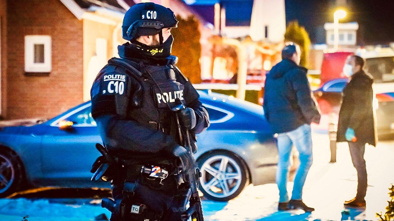 170 kilo cocaïne gevonden in woning Veldhoven
