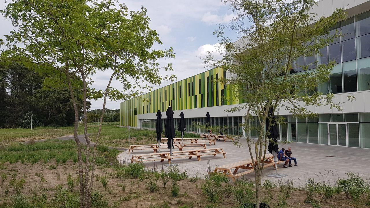 Avans neemt intrek in Brainport Industries Campus