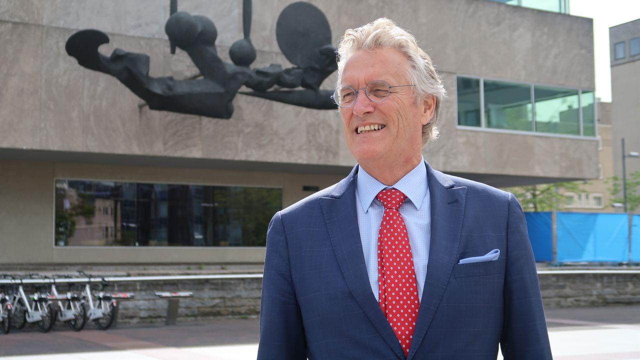 John Jorritsma vertrekt volgend jaar als burgemeester