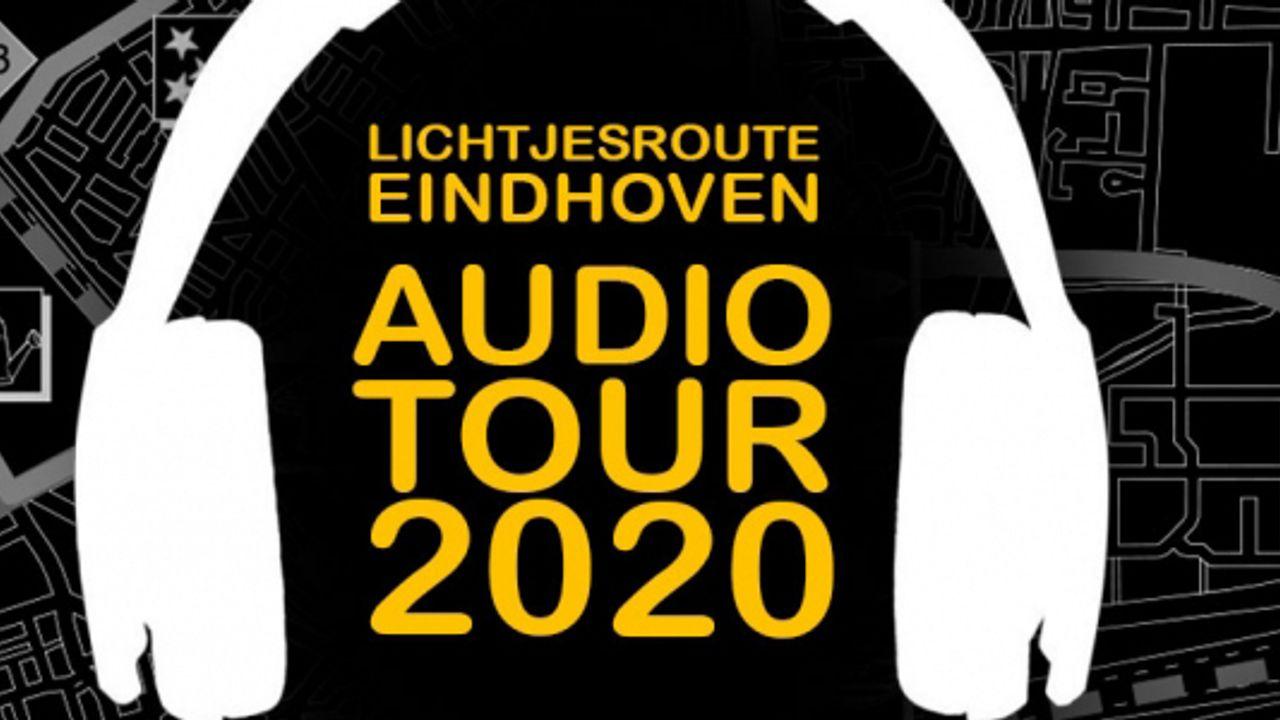 Bekijk de Lichtjesroute met de Audiotour van Studio040