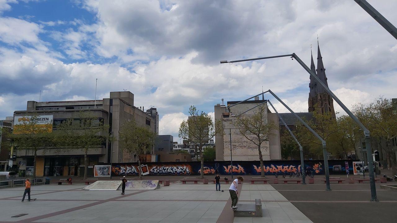 Herinrichting Stadhuisplein houdt gemoederen bezig