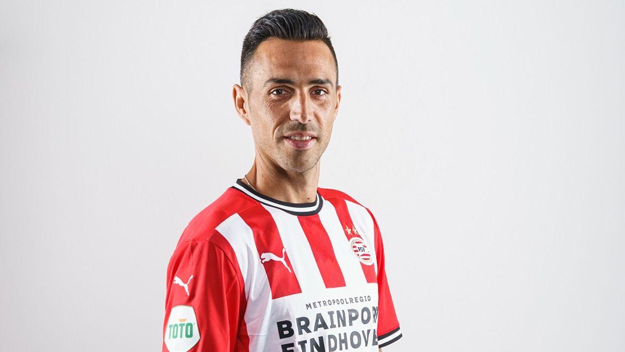 Eran Zahavi tekent tweejarig contract bij PSV